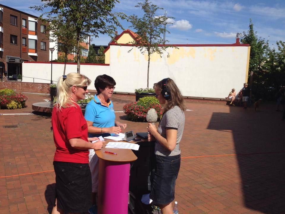 Regissor ger sig in i valdebatten